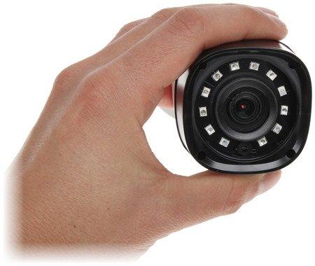 KAMERA AHD, HD-CVI, HD-TVI, PAL DH-HAC-HFW1200RP-028 0B-S4 - 1080p 2.8mm DAHUA