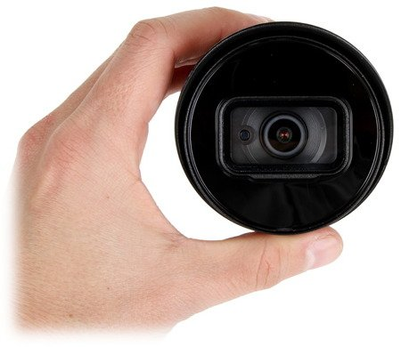 KAMERA AHD, HD-CVI, HD-TVI, PAL DH-HAC-HFW1200TP-02 80B-S4-BLACK - 1080p 2.8mm DAHUA