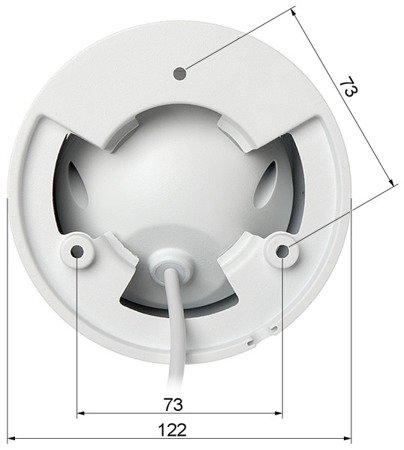 KAMERA IP DH-IPC-HDW2531RP-ZS -27135 - 5.0Mpx 2.7... 13.5mm - <strong>MOTOZOOM </strong>DAHUA