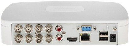 REJESTRATOR AHD, HD-CVI, HD-TVI, CVBS, TCP/IP DHI-XVR5108C-X 8 KANAŁÓW DAHUA
