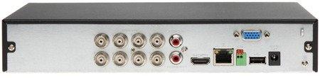 REJESTRATOR AHD, HD-CVI, HD-TVI, CVBS, TCP/IP DHI-XVR5108HS-4KL-X 8 KANAŁÓW DAHUA