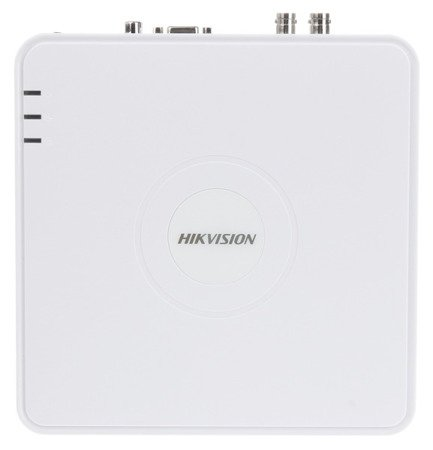 REJESTRATOR AHD, HD-CVI, HD-TVI, PAL DS-7104HQHI-K1(S) 4 KANAŁY Hikvision