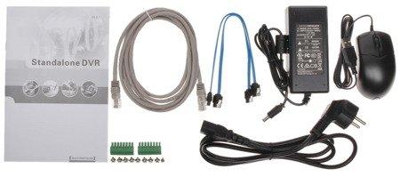 REJESTRATOR HD-CVI, PAL, TCP/IP DHI-HCVR7208A-S3 8 KANAŁÓW DAHUA