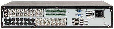 REJESTRATOR HD-CVI, PAL, TCP/IP DHI-HCVR7816S-URH 16 KANAŁÓW DAHUA
